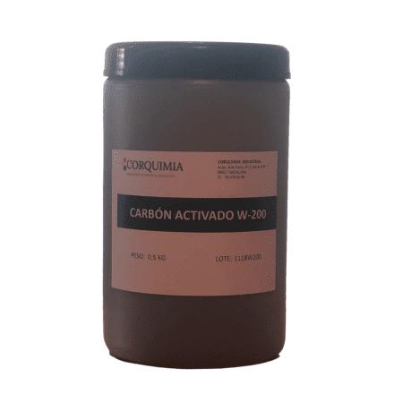 CARBÓN ACTIVO A BASE DE BAMBOO W-200