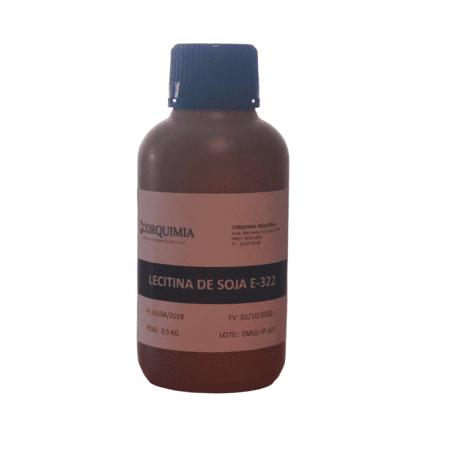 LECITINA DE SOJA LIQUIDA E-322 | 100% LIBRE DE GMO